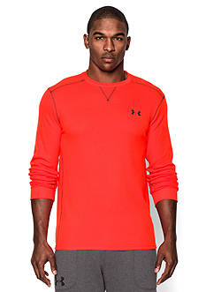 Under Armour® Amplify Thermal Crew Neck Long Sleeve Shirt