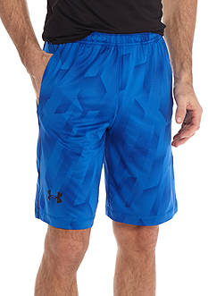 Under Armour 10-in Raid Printed Short