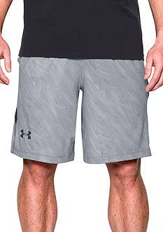 Under Armour® Raid Printed 10-in. Shorts