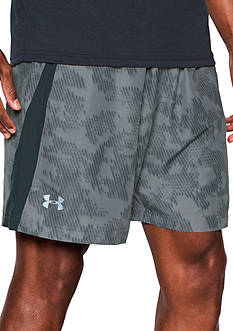 Under Armour 7-in. Launch Woven Running Shorts