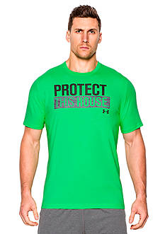 Under Armour® Charged Cotton® PTH® Graphic Tee