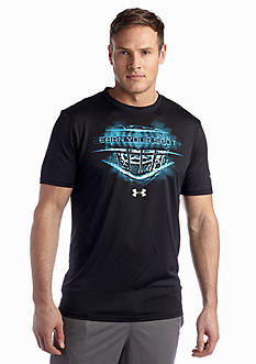 Under Armour® Men's NFL Combine Authentic Earn Your Spot Tee