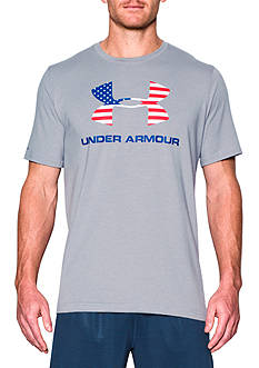 Under Armour Sportstyle Logo Graphic Tee Shirt