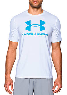 Under Armour® Sportstyle Logo Graphic Tee