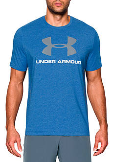 Under Armour® Sportstyle Logo Graphic Tee Shirt