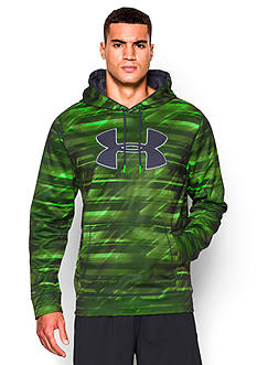 Under Armour® Storm Armour® Fleece Big Logo Printed Hoodie
