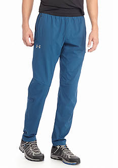 Under Armour Classic-Fit Flat-Front Woven Tapered Pants