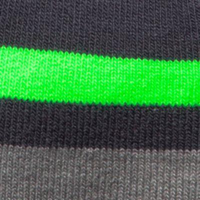 Men: Under Armour Accessories: Stealth Gray/True Gray Heather/Hyper Green Under Armour Wreath Linen Towel