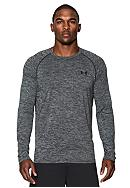 Under Armour® Long Sleeve Twisted Crew Neck