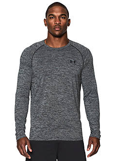 Under Armour® Men's Tech Patterned Long Sleeve Tee