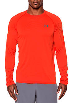 Under Armour Long Sleeve Twisted Crew Neck T-Shirt