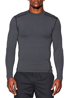Under Armour Compression Mock Neck Shirt