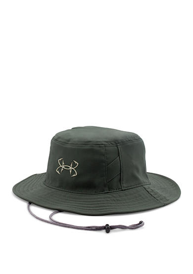 Under armour fish hook bucket hat for Under armour fish hook bucket hat