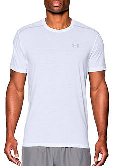 Under Armour Short Sleeve Streaker Run Logo T-Shirt