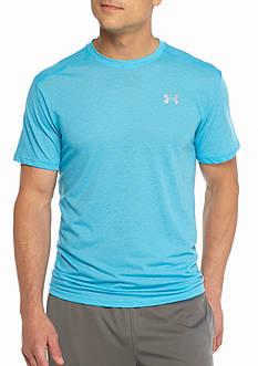 Under Armour Short Sleeve Streaker Run Logo T-Shirt