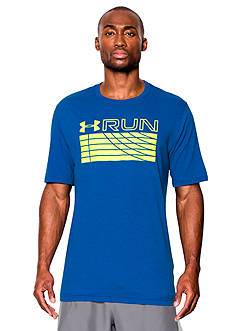 Under Armour® Run Track Graphic Tee