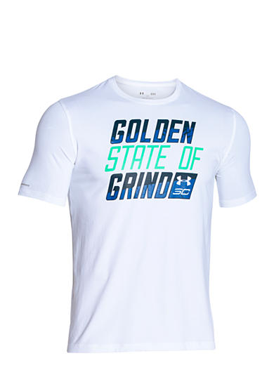 Under Armour® SC30 Golden State Of Grind Graphic Tee