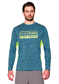 Under Armour® Fish Hunter Long Sleeve Graphic Tee