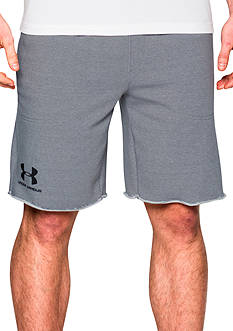 Under Armour 10-in. Sport-Syle Terry Shorts