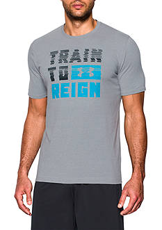 Under Armour Train To Reign Tee