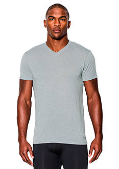 Under Armour® Core V-Neck Tee