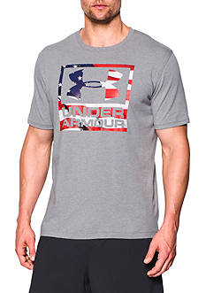 Under Armour USA BFL Graphic Tee