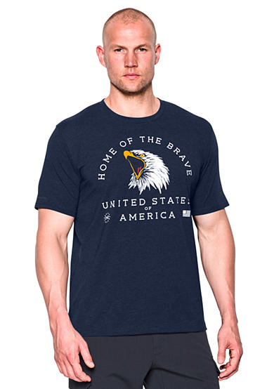 Under Armour® Wounded Warrior Project Home of the Brave Graphic Tee