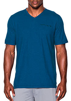 Under Armour Charged Cotton Microthread V-Neck T-Shirt