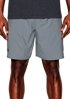 Under Armour 9-in. Qualifier Woven Shorts