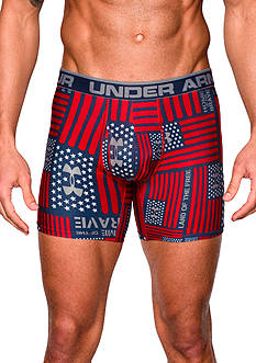 Under Armour® Original Series Printed Boxerjock® Briefs