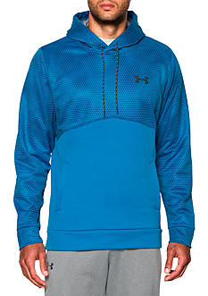 Under Armour® Storm Armour® Fleece Patterned Hoodie