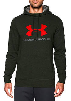 Under Armour® Sportstyle Fleece Graphic Hoodie