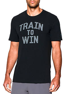 Under Armour Train To Win Tee