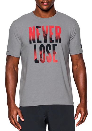 Under Armour® Never Lose Tee