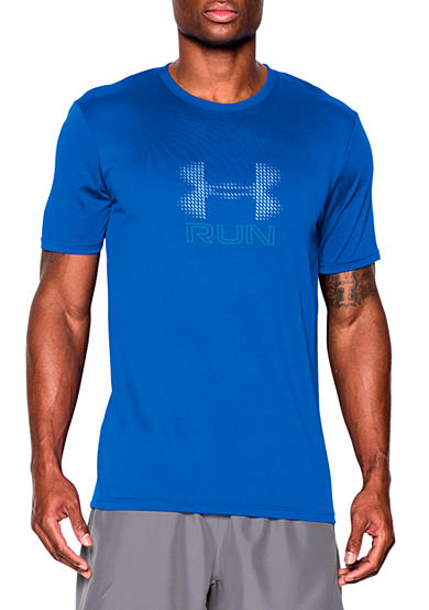 Under Armour® Run Icon Graphic Tee