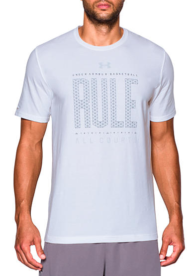 Under Armour® Rule All Courts Graphic Tee