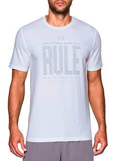 Under Armour Rule All Courts Graphic Tee