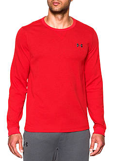 Under Armour® Waffle Long Sleeve Shirt