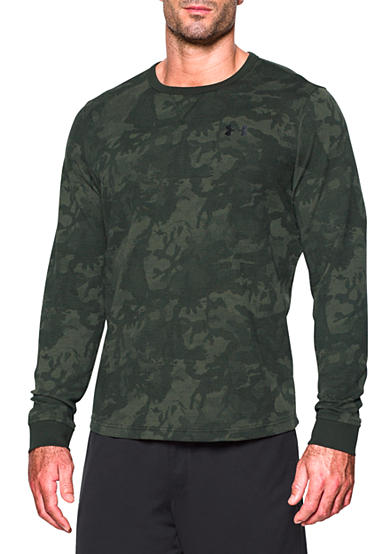 Under Armour® Novelty Longsleeve Crew