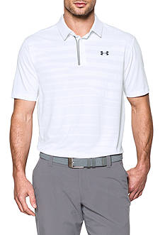 Under Armour® Cool Switch Jacquard Polo Shirt