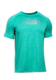 Under Armour Run Printed Graphic Tee