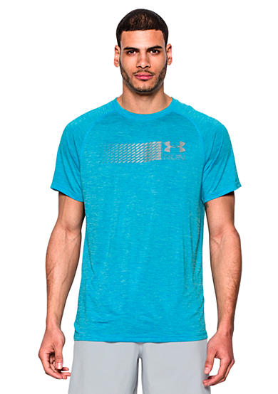 Under Armour® Run Printed Graphic Tee