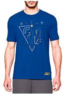 Under Armour® SC30 Iconic Warrior Graphic Tee