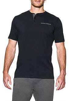 Under Armour Charged Cotton® Henley