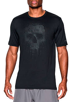 Under Armour Run Skull Graphic Tee