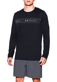 Under Armour Icon Long Sleeve Tee
