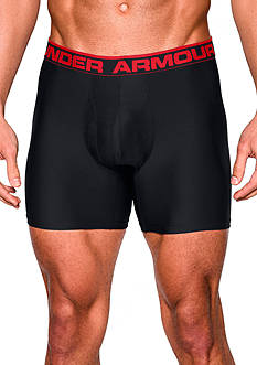 Under Armour® Original Series 6-in. BoxerJock® Boxer Briefs 2-Pack