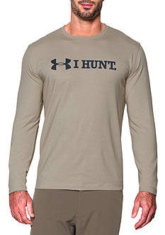 Under Armour® Hunting Long Sleeve Tee