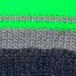 Men: Under Armour Accessories: Stealth Gray/Steel/Hyper Green Under Armour Retro Pom Beanie