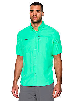 Under Armour® Fish Stalker Short Sleeve Shirt